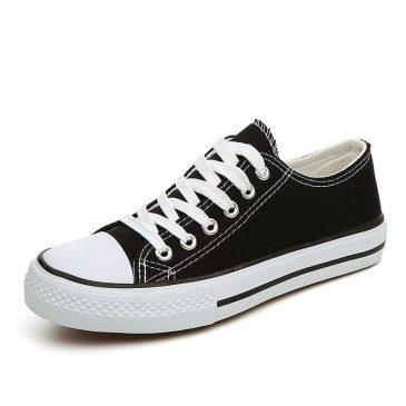 Sepatu Sekolah Hitam Putih Standar Nasional Grosiran Batam