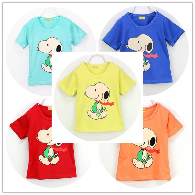 Pakaian Kaos Setelan Anak Bayi Import Gambar Kartun ...