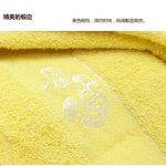 Handuk Mandi Asli Impor Bahan Katun Warna Kuning