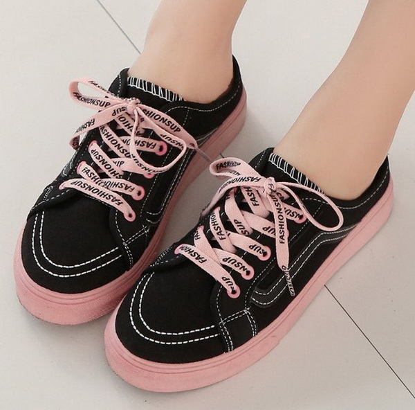 Sepatu Fashion Wanita Warna Hitam Model Terbaru - Grosiran ...