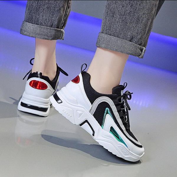 Sepatu Wanita Warna Hitam Model Terbaru Tahun 2020 Asli Impor