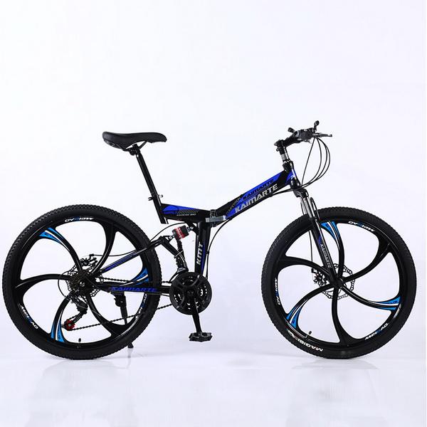 Sepeda Gunung Mtb Speed 27 Model Lipat Grosiran Batam