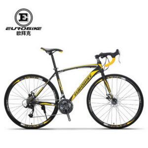 Sepeda Road Bike Asli Impor EuroBike 27 Speed