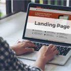 Cara Benar Membuat Landing Page agar Bisnis semakin Bergairah